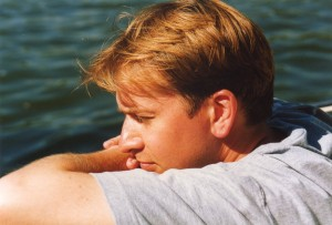 pondering life on the Thames in '95